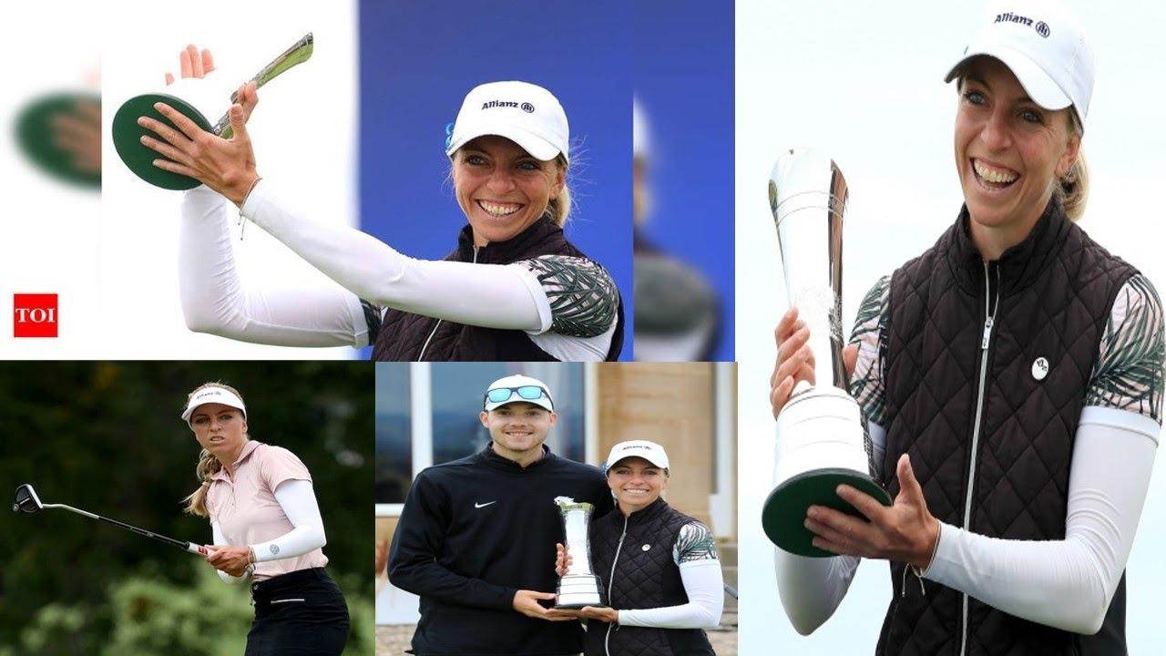 Sophia Popov, Ranked 304th, Wins Women's British Open