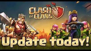 New Upgrade! Clash Of Clans Update terbaru Desember 2016 Januari 2017
