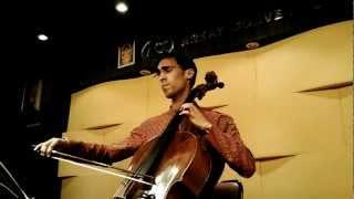 Carnatic music on Cello (Raghuvamsa)