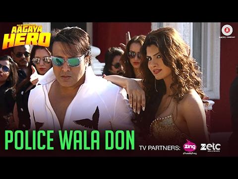 Police Wala Don | Aa Gaya Hero | Govinda & Juhui Kha  | Ahan & Poorvi Koutish | Shamir