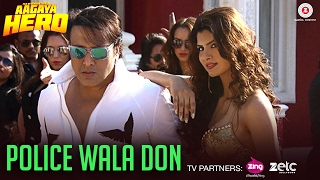 Police Wala Don (Video Song) | Aa Gaya Hero (2017)