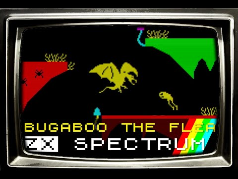 Inept Reviews: Bugaboo the Flea (ZX Spectrum)
