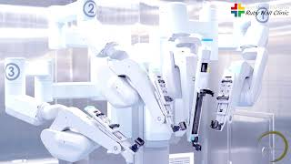 This is Robotic Surgery!