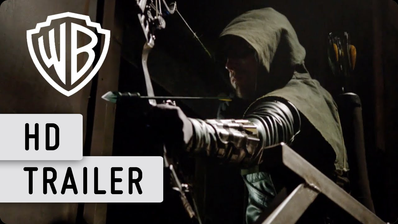 arrow staffel 3 stream german