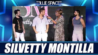 Blue Space Oficial - Matine - Silvetty Montilla - 12.05.19