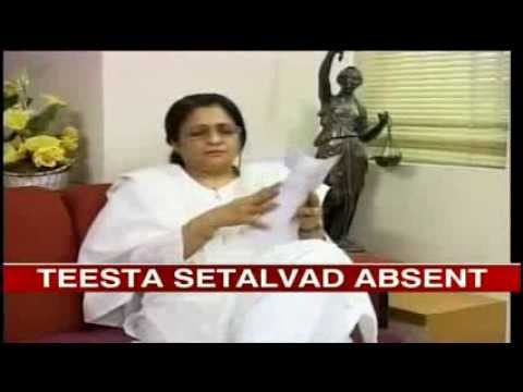 Why Teesta Setalvad is interested In Gujarat Riots   Shocking Expose P2