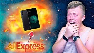 ШОК! Заказал смартфон Xiaomi с Aliexpress - КИНУЛИ на 21 000 РУБЛЕЙ..