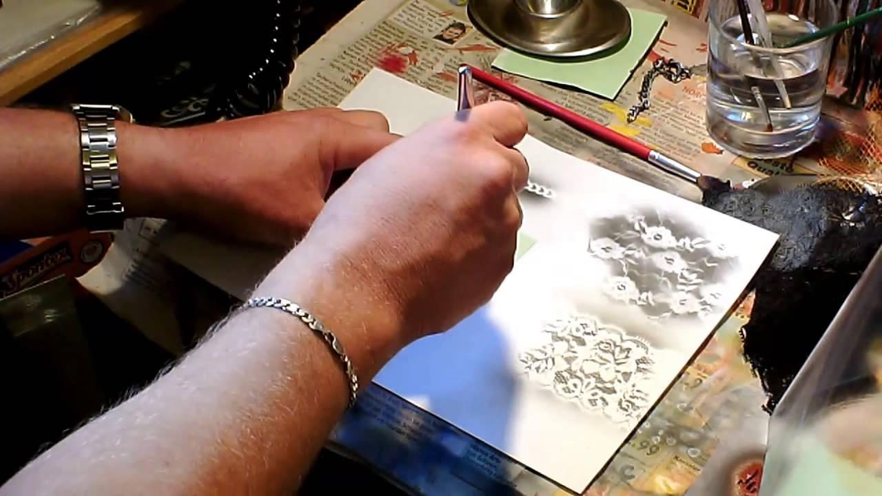 Airbrush Von Anfu00e4nger Fu00fcr Anfu00e4nger - YouTube