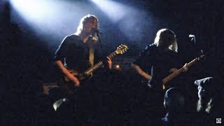 Graveyard - Slow Motion Countdown - Live in Barcelona 19/05/2013