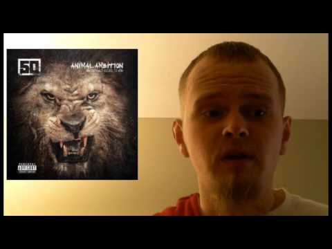 50 Cent: Animal Ambition: An Untamed Desire To Win CD Review