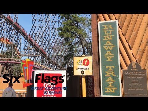 Great Adventure Vlog - Kingda Ka Rollback + Food Truck & Craft Beer Festival!