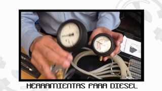 Herramientas Diagnóstico Common Rail