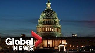 Trump impeachment trial: Day 2