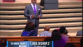 T.D. Jakes Sermons: The Fight with Frustration Part 2