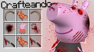 ¿¡COMO INVOCAR A PEPPA PIG .EXE EN MINECRAFT!? | MINECRAFT TROLL