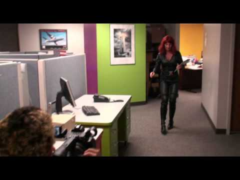 Avengers Gag Reel - The Avengers:The Office Movie Parody Video Bloopers & Outtakes - Tech Toolbox