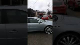 07 Buick Lucerne on 24s   IOWA