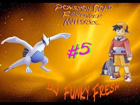 Let's Play Pokémon Gold Randomizer Nuzlocke episode 5 Celebi Makes a Return