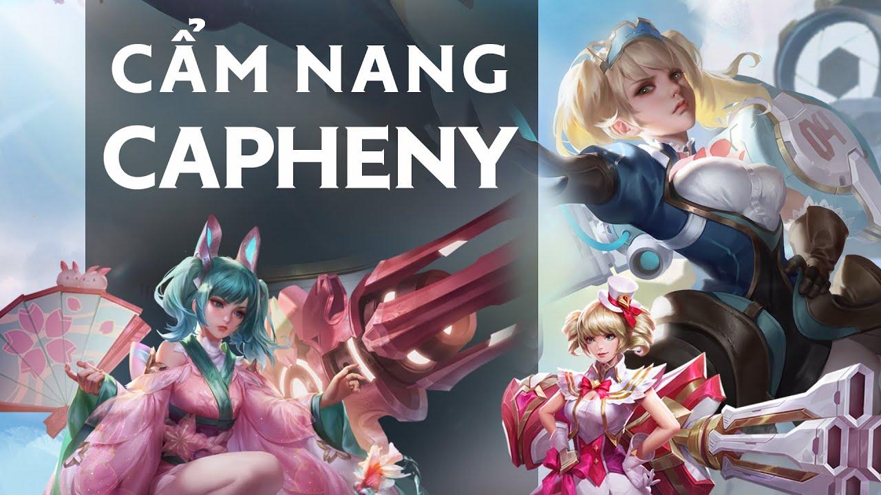 Sức mạnh Capheny trong đấu xếp hạng Việt Nam - Garena Liên Quân Mobile