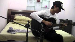 You are not alone fingerstyle guitar