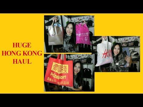 HUGE Hong Kong Haul 2017 | byruthie