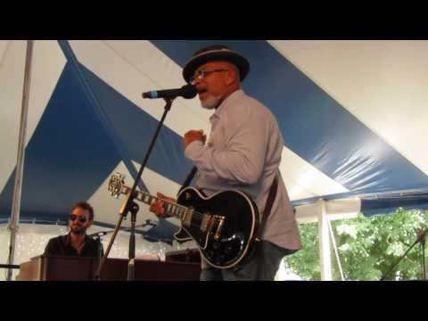 Toronzo Cannon at Lowell Folk Festival, July 29, 2017, Video by Tom Christiano.
