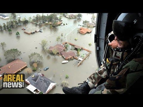 Col. Larry Wilkerson: Pentagon Plans for Climate Change Despite White House