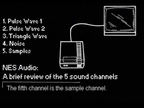 NES Audio: Brief Explanation of Sound Channels