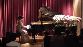 杉並区ピアノ教室 2017/11/05 講師演奏 ショパン「華麗なる円舞曲op34-1」
