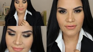 Maquillaje para Oficina / Dia  | Mytzi Cervantes