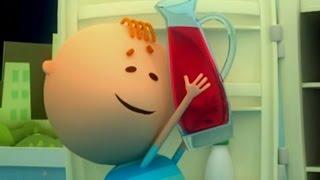 Аркадий Паровозов спешит на помощь - Холодный компот - Серия 128 - мультфильмы для детей