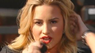 Demi Lovato Heart Attack Live Performance HD 1080p American Idol 2014 One Direction Take Me Home