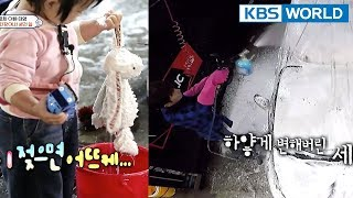 """""""The carwash story"""" Inside of the car is soaking wet &Rohui acts innocent [The Return of Superman]"""