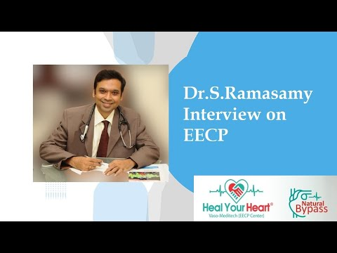 dr s ramasamy interview on eecp