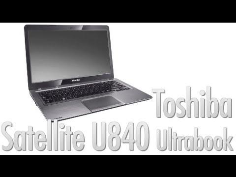 TOSHIBA SATELLITE U840 ASSIST DRIVERS FOR WINDOWS DOWNLOAD