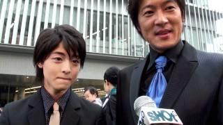 記事ページ(http://bit.ly/u2Y0lI) 第24回東京国際映画祭のオープニン...