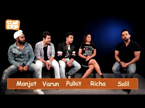 Fukrey Returns Exclusive Interview | B4U Star Stop