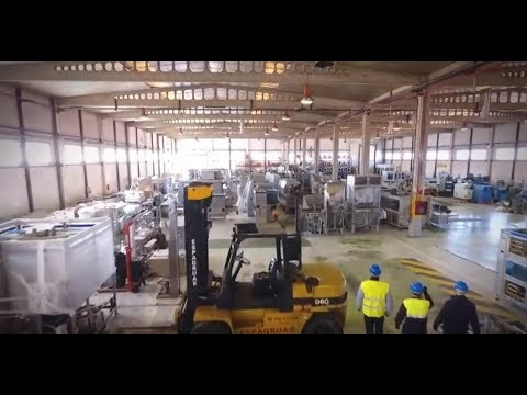 Top Machine Brokers - Used Industrial Machinery