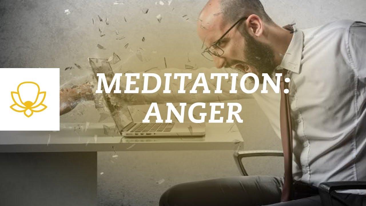 Anger Management: Guided Mindfulness Meditation for Anger ...