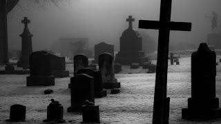 Валерий Пякин. Кладбище и его влияние на человека
