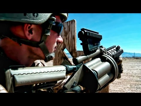 Recon Marines • Shoulder Fired Grenade Launchers & Shotguns