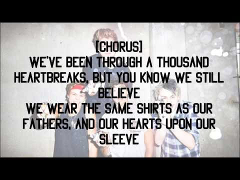 5SOS - Hearts Upon Our Sleeve feat. Scott Mills [Lyrics]