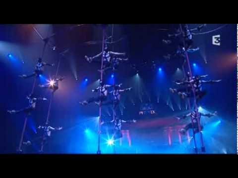 Cirque Phénix - La Légende de Mulan sur France 3 dans Culture Box