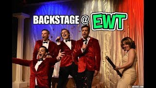 VLOG#2 BACKSTAGE @ EWT THEATER