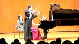 【ピアソラ ブエノスアイレスの春】 ヴァイオリン、トロイ・グーギンズ...