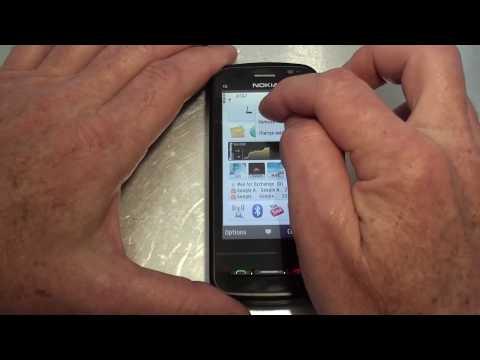 Nokia C6 Video Review Part 1