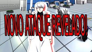 (ROBLOX) Ro-ghoul: NOVAS ATUALIZAÇÕES DA IXA NOVO ATAQUE REVELADO! #NARUTO5K