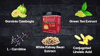 Discover what makes BURN Slim the best weight-loss supplement!