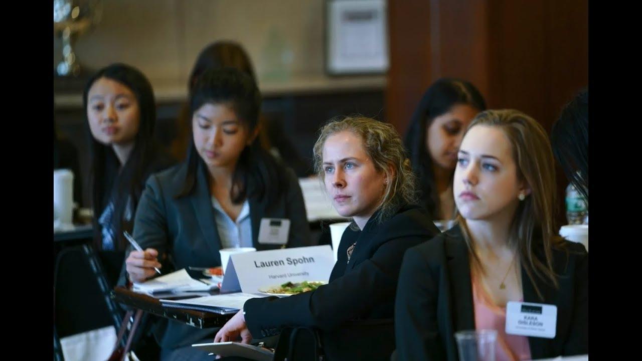Women at Blackstone: Future Women Leaders Program