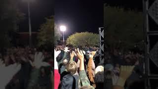 Kanye West - Follow God LIVE! (PEOPLE SINGING WAS GOOSEBUMPS) Video
